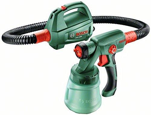 Bosch PFS 1000 - Sistema de pulverización de pintura (410 W, 240 V), color verde