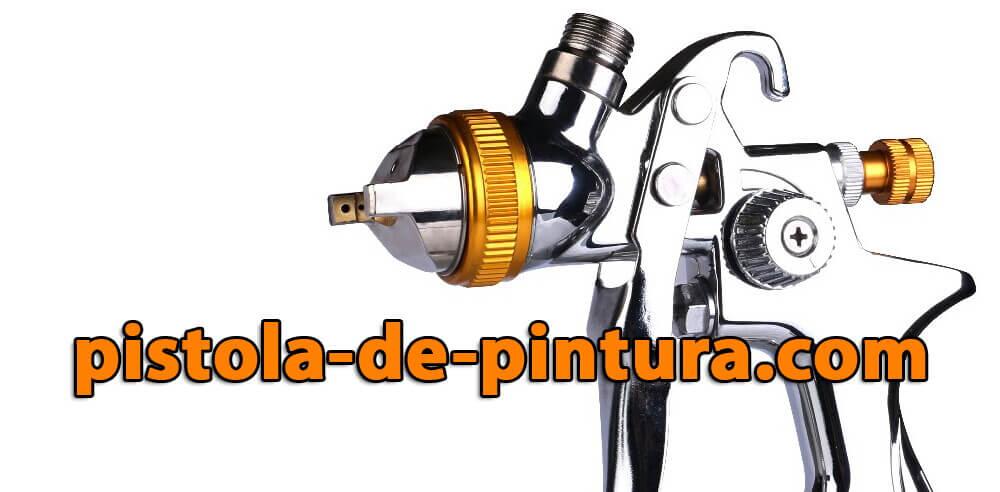 PISTOLAS DE PINTURA PARA PAREDES, COCHES, ELÉCTRICAS... ◁